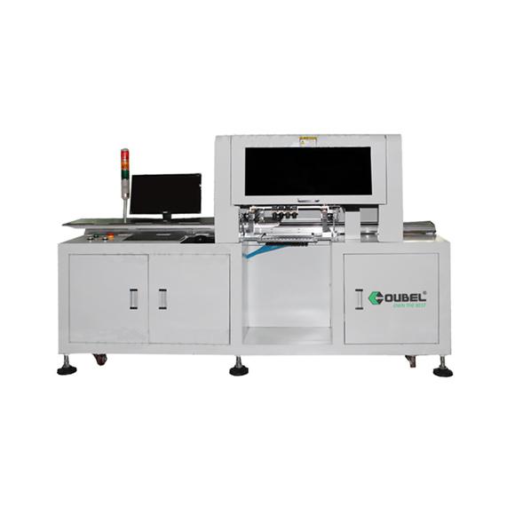 Автомат установки LED компонентов OUBEL OB-M04/06 (Китай)