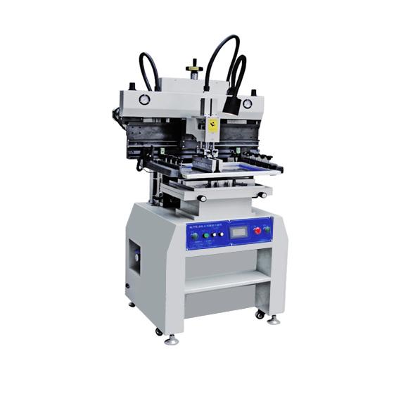 Полуавтоматический принтер трафаретной печати OUBEL серия OB-P618 (Китай)
