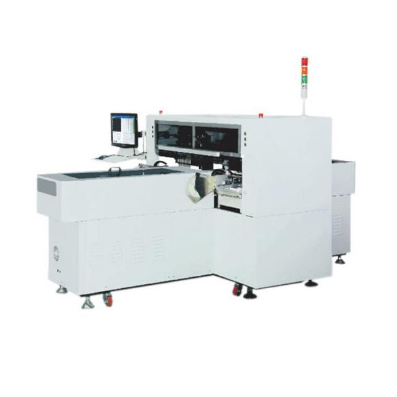 Автоматическая машина для выбора и установки LED компонентов OUBEL (Китай)