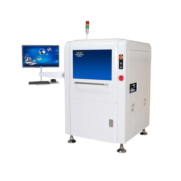 Система лазерного маркирования печатных плат VCTA