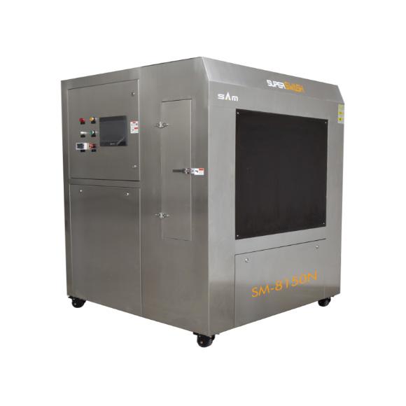 Система струйной отмывки печатных плат и трафаретов SM 8150N (SAM, Китай)
