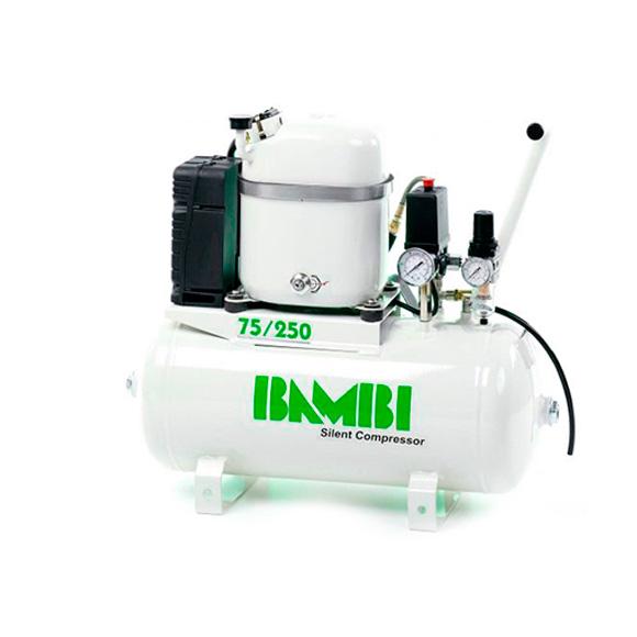 Бесшумные воздушные компрессоры BAMBI Серия MD