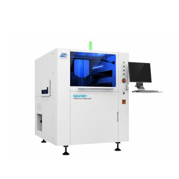 Линейный автоматический принтер GD450+ (HTGD)
